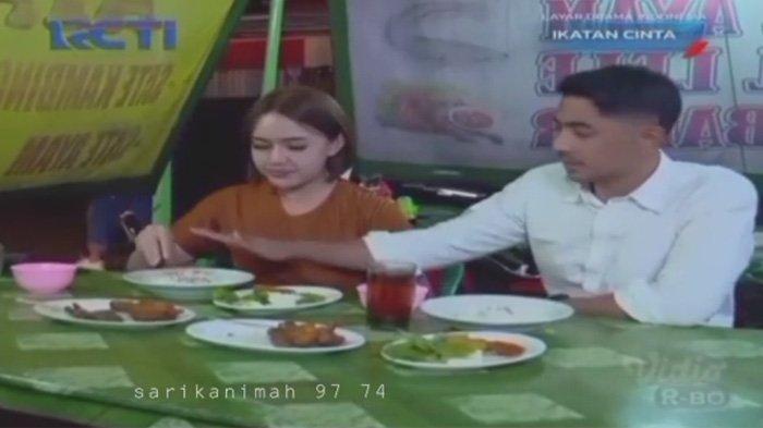 Adegan Asli Andin & Aldebaran di Warung Pecel Lele Tayang, Arya Saloka Sempat Sentuh Amanda Manopo