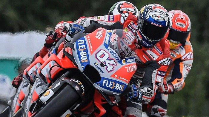 Indonesia Resmi Jadi Tuan Rumah MotoGP 2021, Kemenpora Janji Akan Beri Dukungan Penuh