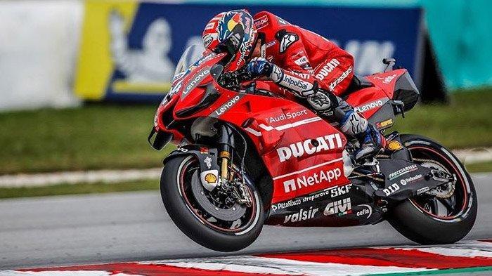 Jadwal Siaran Langsung MotoGP Valencia 2019, Seri Penutup Jadi Persaingan Tim Ducati VS Honda
