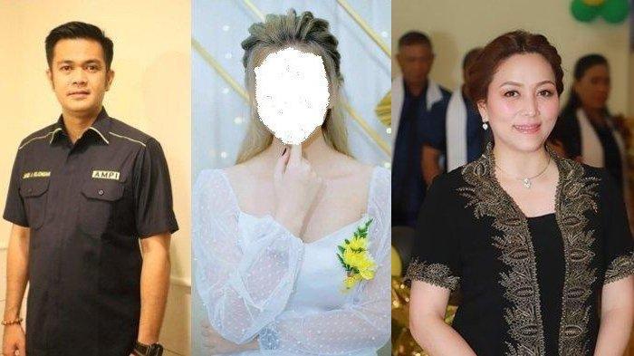 Angel Jadi Pelakor di Pernikahan Wakil Ketua DPRD dan Dokter Cantik, Punya Gelar Kontes Kecantikan