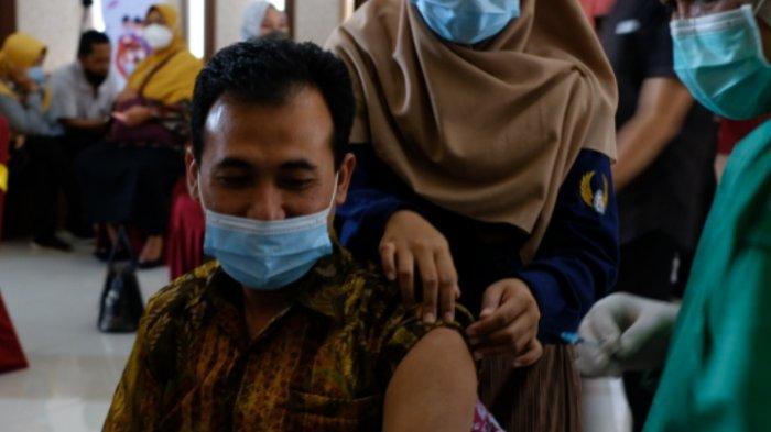 Sebanyak 4.000 Warga Kota Batu Telah Ikut Vaksinasi Covid-19