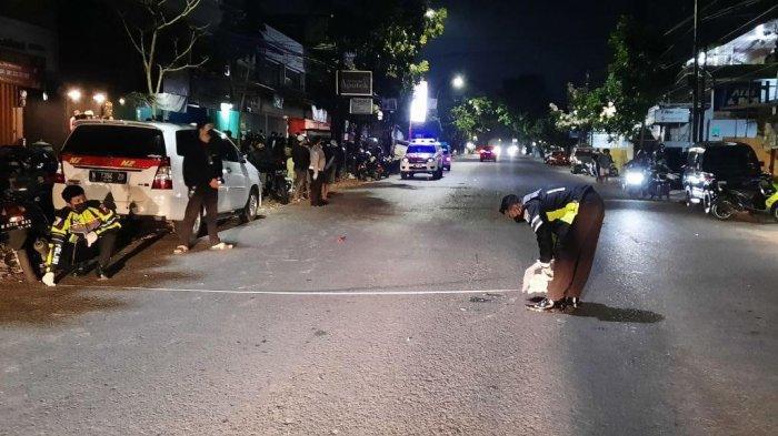 Kecelakaan Maut Terjadi di Kota Malang, Pengendara Motor Tabrak Penyeberang Jalan Hingga Tewas