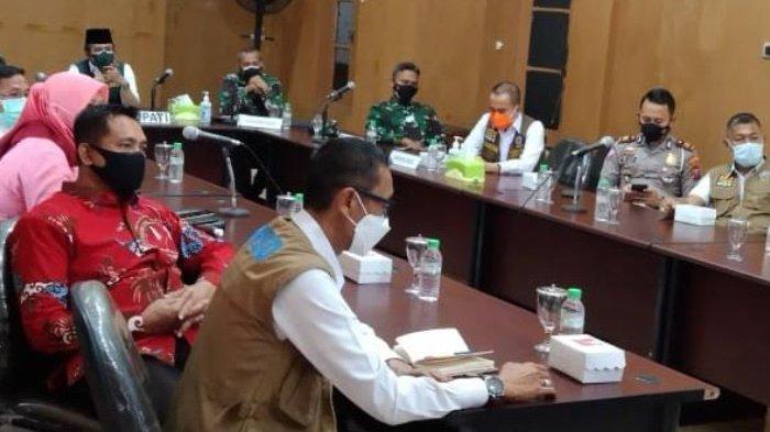 Dalam 3 Hari Terjadi Penambahan 456 Kasus Positif Covid-19 Baru di Kabupaten Bangkalan Madura