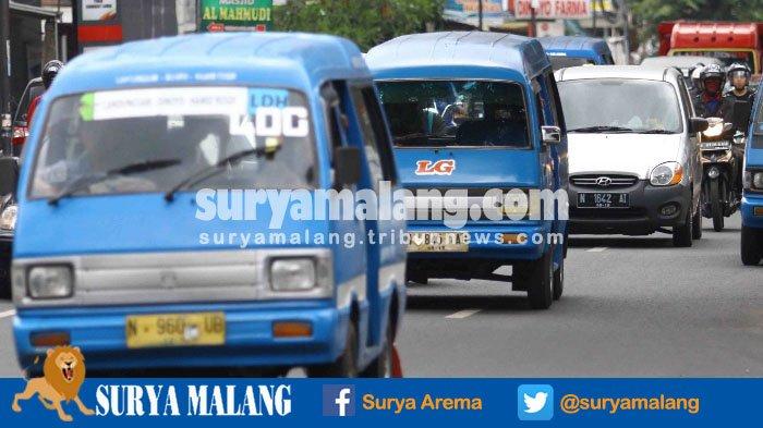 Catat ya, Ini Keluhan-keluhan pada Layanan Angkot Kota Malang