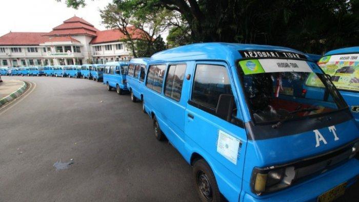 Sopir Angkot Jadi Prioritas Penerima Bansos dari Pemkot Malang.