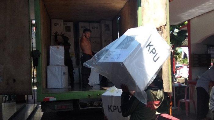 Rekapitulasi Pemilu 2019 Di Dua Kecamatan Di Kota Blitar Selesai, Sisakan Satu Kecamatan