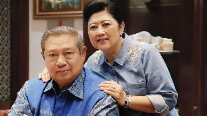 Wasiat Terakhir Ani Yudhoyono Diungkap SBY, Sempat Meneteskan Air Mata Sebelum Meninggal