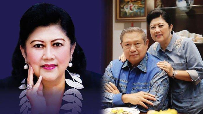 Sisi Lain Mendiang Ani Yudhoyono, Tak Malu Untuk
