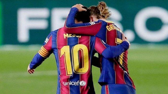 Kisah Bursa Transfer Barcelona Demi Penghematan Termasuk Melepas Lionel Messi dan Antoine Griezmann