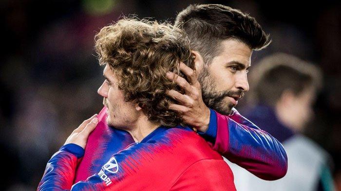 BREAKING NEWS : Antoine Griezmann Resmi Bergabung dengan Barcelona, Ini Nomor Punggung yang Dipilih
