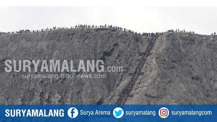 Kuota Kunjungan ke Gunung Bromo dan Gunung Semeru Full