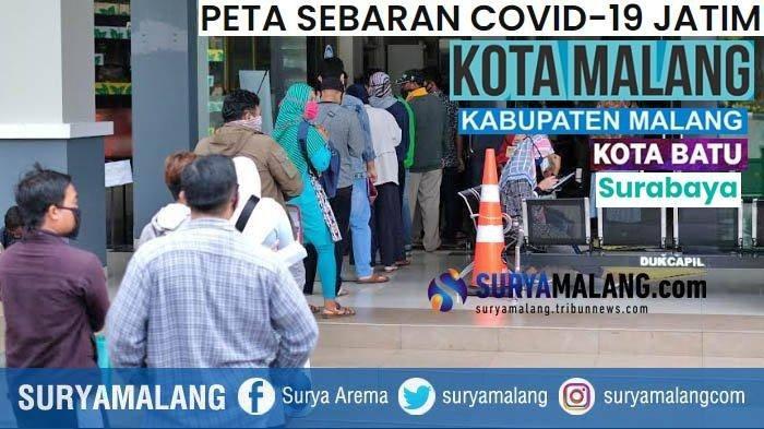 UPDATE Virus Corona di Malang Batu Surabaya Jatim Selasa 28 Juli 2020: Kota Malang 557 Batu 161