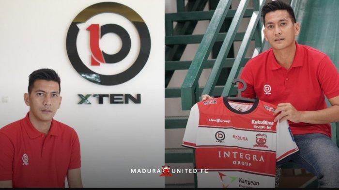 Madura United Gandeng Apparel Baru, Akan Gunakan XTEN Dalam Lanjutan Kompetisi Liga 1 2020