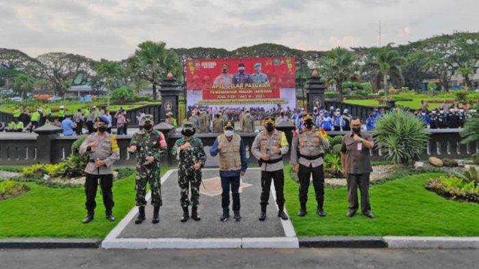 Kapolresta Malang Kota Kombespol Leonardus Simarmata Larang Takbir Keliling saat Malam Lebaran 2021