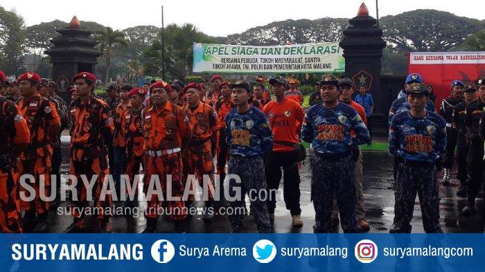 Dukungan Pemuda Kota Malang Menolak Gerakan Radikal dan Terorisme