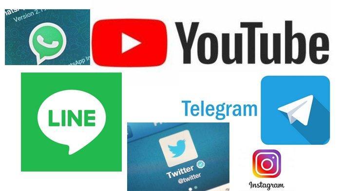Daftar 7 Aplikasi Fitur Dark Mode Tampilan Hitam, Ada Twitter, Line & Youtube, Ini Cara Mengaktifkan