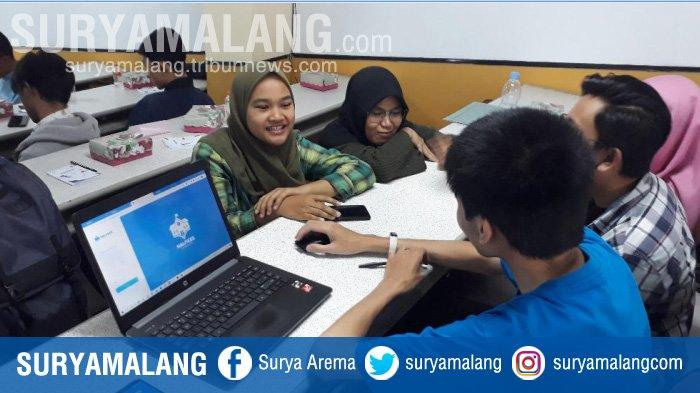 Aplikasi Halokes di Kota Malang, Sambungkan Komunikasi Sekolah dan Orangtua