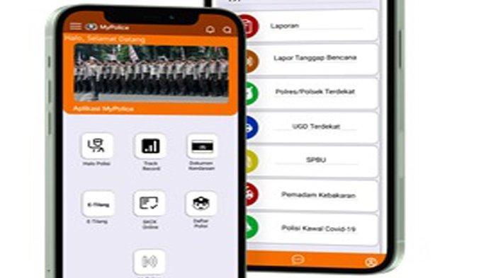 Mahasiswa UB Buat Aplikasi MyPolice, Bisa Dipakai Segera Lapor ke Polisi Bila Terjadi Kecelakaan