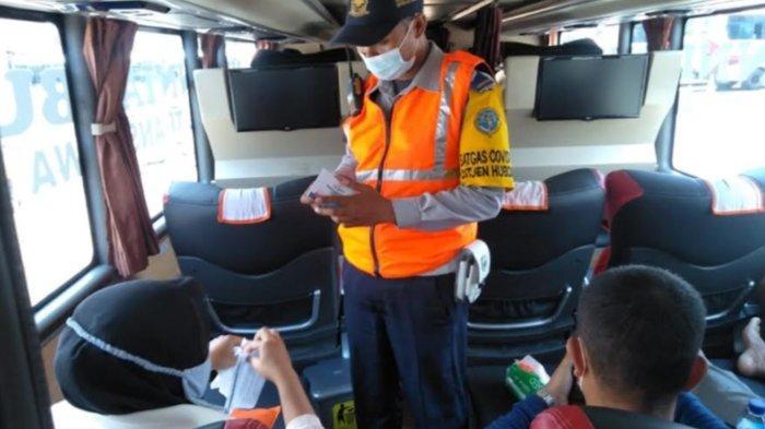 8 Terminal di Jatim Sudah Terapkan Aplikasi PeduliLindungi, TermasukTerminal Arjosari Kota Malang