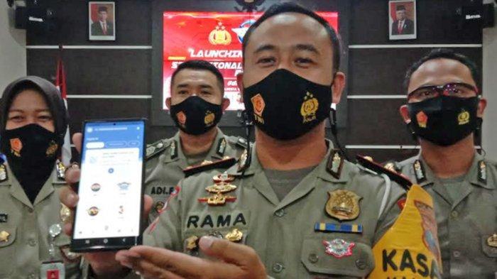 Korlantas Polri Luncurkan Aplikasi SIM Online, Polresta Malang Kota Langsung Lakukan Persiapan