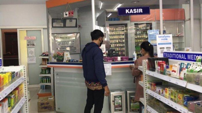 Sejumlah Apotek Swasta di Ponorogo Kekurangan Stok Obat dan Vitamin, Apotek Plat Merah Aman