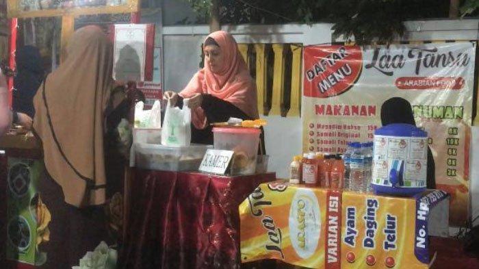 Merasakan Sensasi Suasana Timur Tengah di Arabian Street Food Banyuwangi