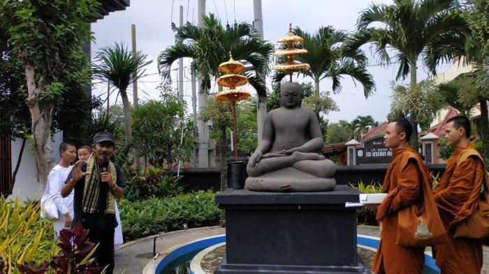 Mengenal Jejak Sejarah Peninggalan Arca Buddha Di Kota Malang