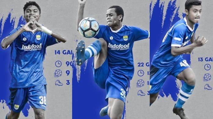 Ini 3 Pemain Baru Persib Bandung U-20, Sudah Gabung Latihan, Sambutan Pemain Senior & Harapan Mereka