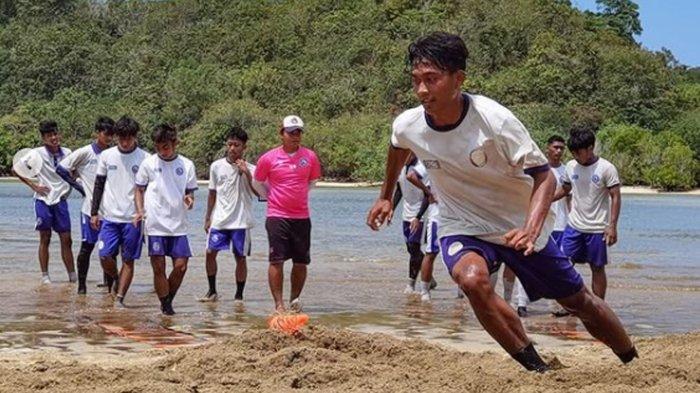 Arema FC Masuk Grup A dan Akan Bertanding di Bandung Dalam Kompetisi Elite Pro Academy (EPA) 2021