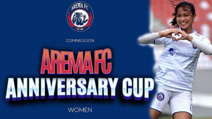 Arema FC Nekat Gelar Turnamen Sepak Bola Putri di Masa Pandemi Covid-19, Ternyata Ini Alasannya