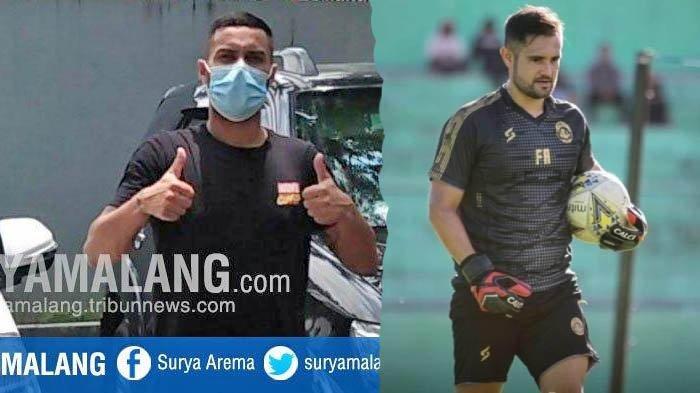 Sebelum ke Malang, Felipe Americo dan Bruno Smith Harus Karantina Dulu di Jakarta