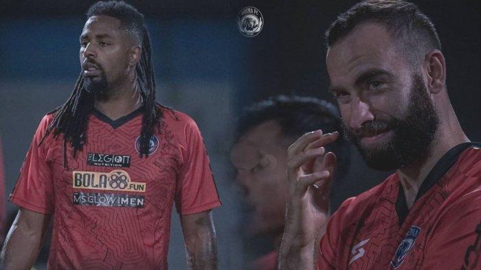 Pemain Asing Arema FC Dapat Nilai Bagus Dari GM Ruddy Widodo, Puji Sergio Silva dan Carlos Fortes