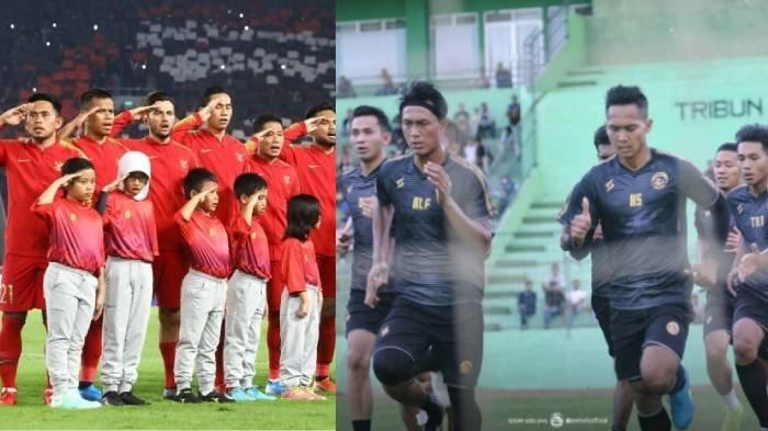 3 Pemain Arema FC Dipanggil ke Timnas Indonesia, Lanjut Kualifikasi Piala Dunia 2022 Lawan Thailand