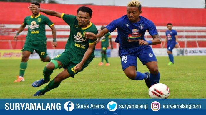 11 Kartu Kuning dan 2 Kartu Merah Warnai Laga Arema FC Vs Persebaya, Mario Gomez : Itu Normal