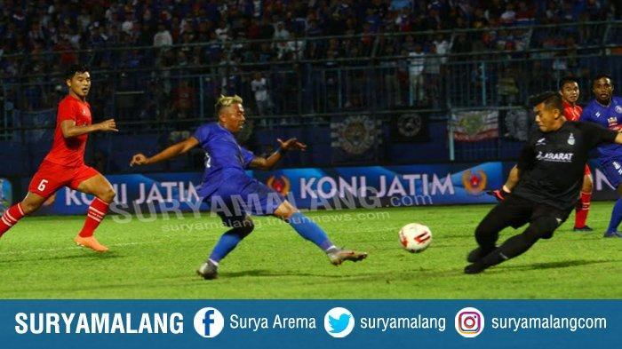 Komentar Seusai Laga Arema FC Vs Sabah FA : Kurniawan Dwi Yulianto Tak Singgung Soal Gol Bunuh Diri
