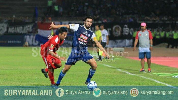 Ahmet Atayev Pindah ke Persela Lamongan, Eks Pelatih Arema FC Angkat Bicara Soal Kehadirannya