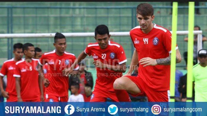 Persib Bandung Vs Arema FC Piala Indonesia, Kedua Tim Terancam Kehilangan Pemain Asing Andalan