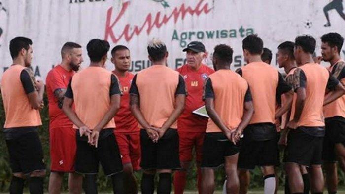 Arema FC TC di Kota Batu Lagi, Persiapan Akhir Jelang Laga Perdana Hadapi PS Tira Persikabo