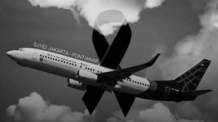 Tragedi pesawat Sriwijaya Air SJ-182 yang jatuh di Kepulauan Seribu