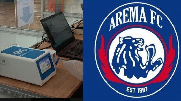 Arema FC usulkan penggunaan GeNose untuk deteksi Covid-19 di kompetisi Liga 1 2021