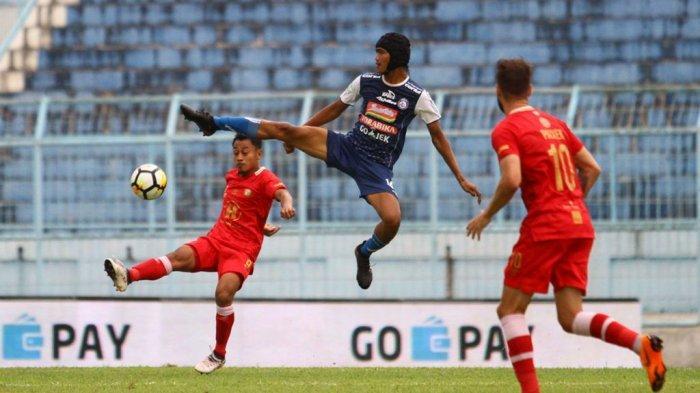 Kalahkan Barito Putera Di Kandang Dengan Skor 3-1, Arema FC Pastikan Diri Aman Di Liga 1
