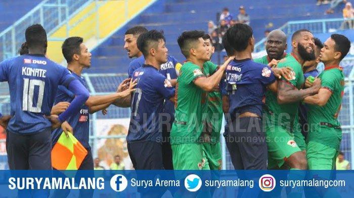 Arema FC Kembali Gagal Menang Di Kandang Singa di Stadion Kanjuruhan, Ini Alasan Pelatih Milomir