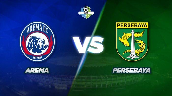 Arema FC Vs Persebaya - Aremania 'Haramkan' Singo Edan Kalah Lawan Bajul Ijo