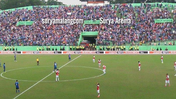 Arema FC Akan Uji Coba Lawan Persipura Jayapura di Kota Batu
