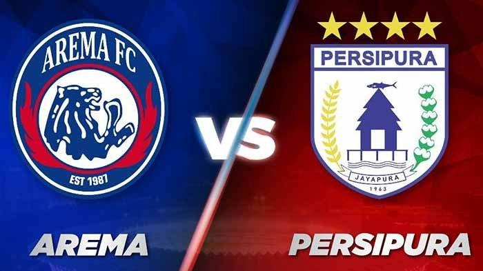 Jadwal Pertandingan Arema FC Melawan Persipura di Pekan ke 5 Liga 1 2021, Lawan Dalam Level Sama