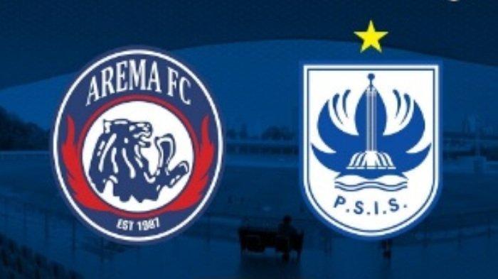 Arema FC Vs PSIS Semarang