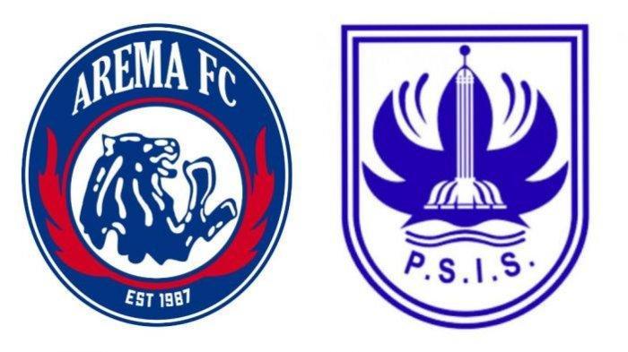 Susunan Pemain Arema FC Vs PSIS Semarang BRI Liga 1 2021, Link Live Streaming dan Siaran Indosiar