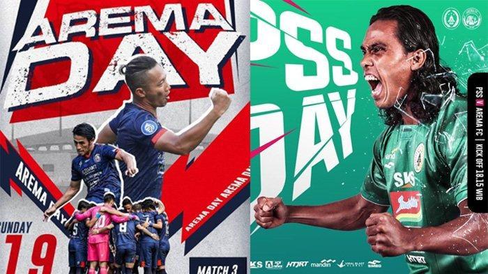 Teriakan Lantang Aremania Jelang Arema FC Vs PSS Sleman Hari Ini: Dilarang Seri Apalagi Kalah