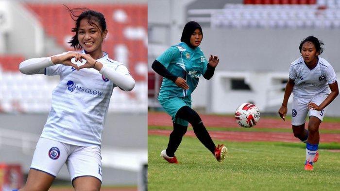 Arema FC Women ke Partai Final Turnamen Women Open Sriwijaya FC Championship 2021 Setelah Menang 0-5