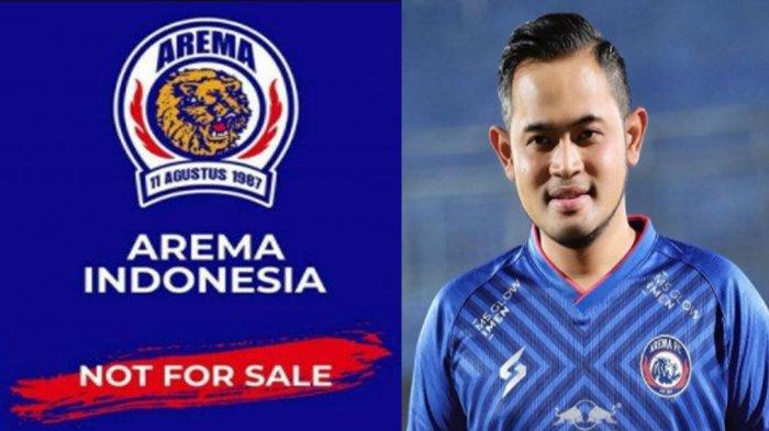 Status Arema Indonesia Not For Sale dan Cara Crazy Rich Malang Atasi Dualisme Dengan Beli AI Disorot